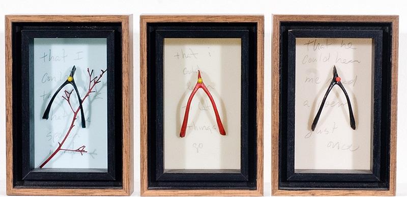Truong Tran's Wishbone Art