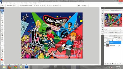 Membuat Wajah Kartun atau Karikatur dengan Adobe Photoshop - Hog Pictures
