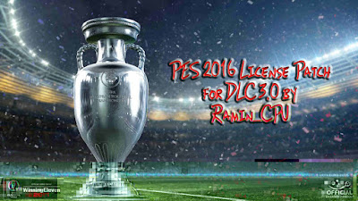 PES 2016 License Patch For DLC 3.0 by Ramin_CPU