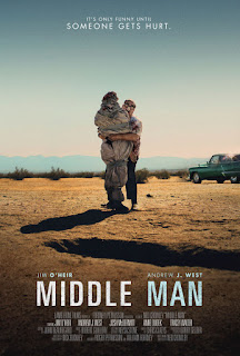 Watch Middle Man (2016) movie free online