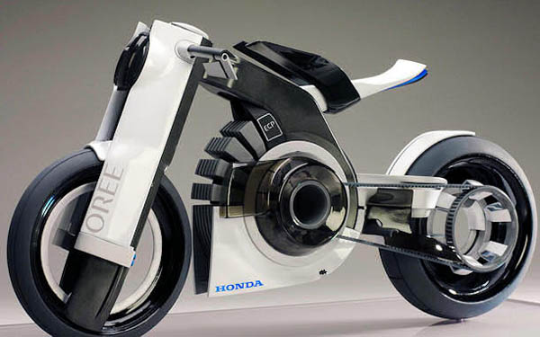 Oree Electric Motorcycle Concept Photo 2
