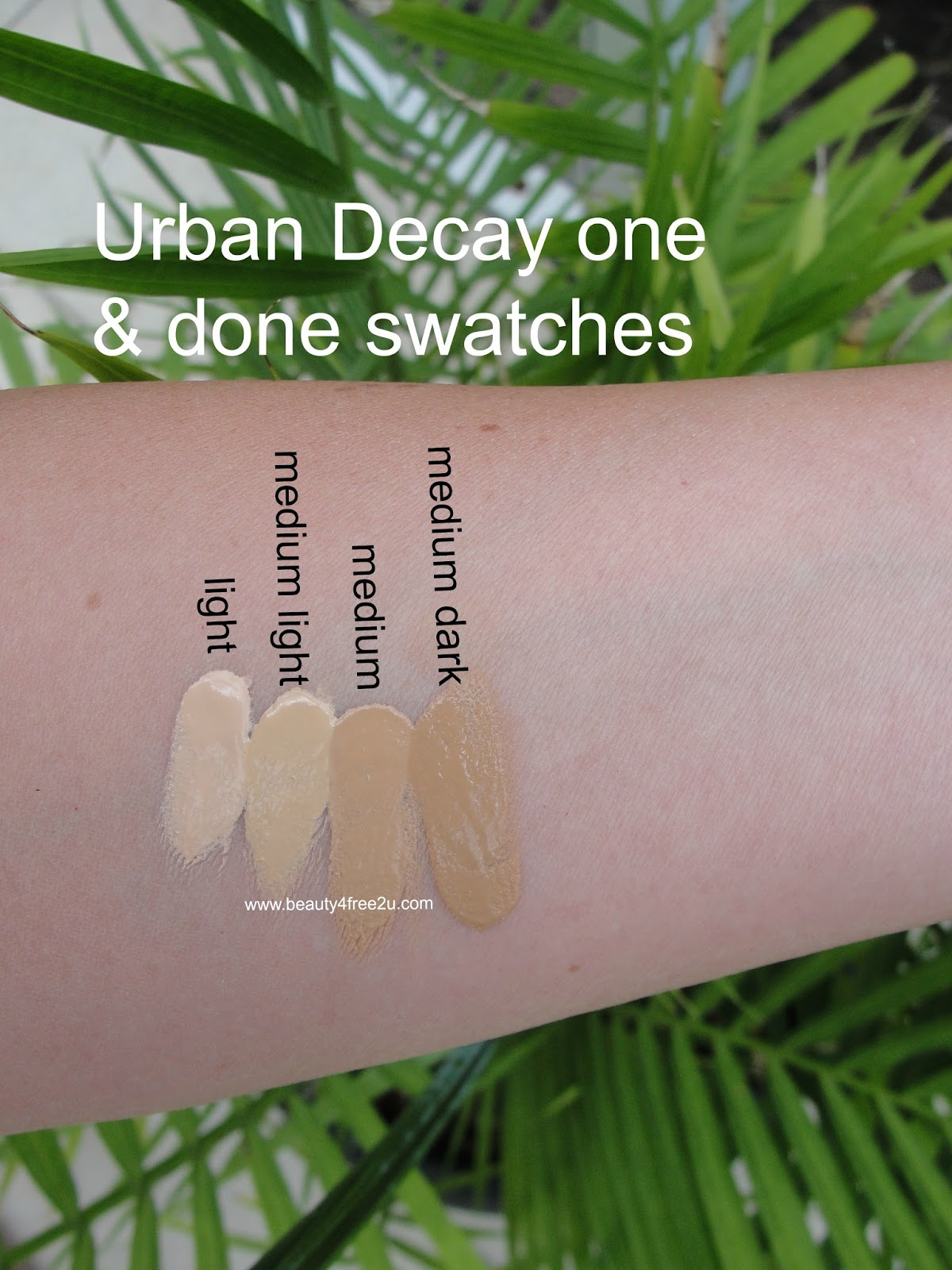 Naked Skin One & Done Hybrid Complexion Perfector by Urban Decay #12