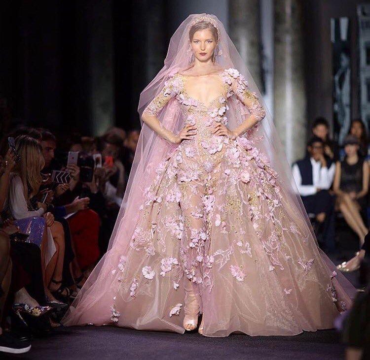 Los mejores vestidos de novia de alta costura otoño 2016 - TrendyPicker