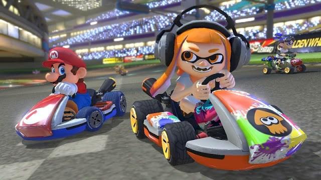 Mario Kart 8 Deluxe images