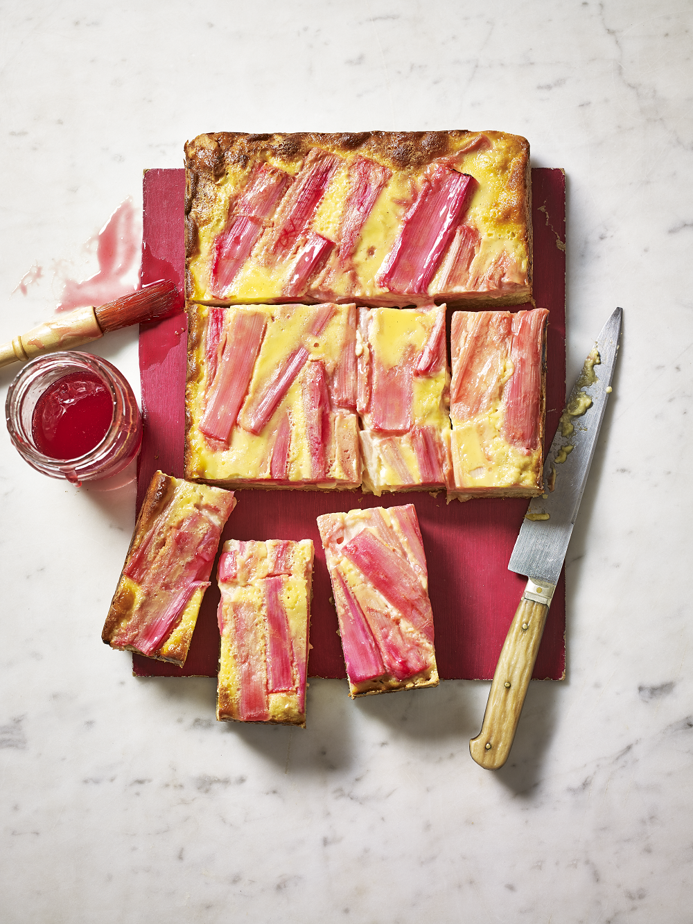 9 Rhubarb Recipes To Try Out This Spring