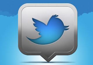 Icono de Twitter para Mac