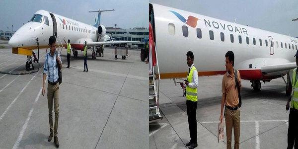 Novo Air Dhaka to Yangon Flight Information