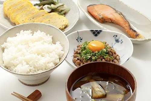 Contoh Pola Makan Sehat - Budaya Makan ala Jepang