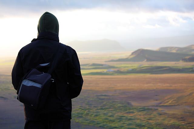 Vistas espectaculares desde Dyrhólaey