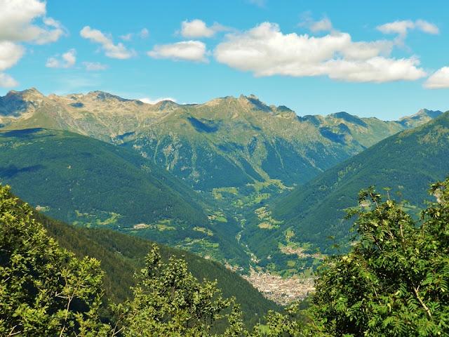 valle camonica provincia di Brescia