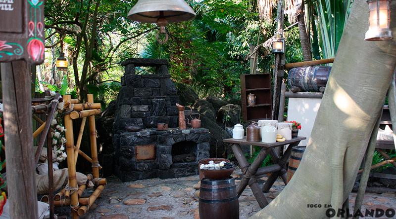 Swiss Family Treehouse, Magic Kingdom Park, Orlando