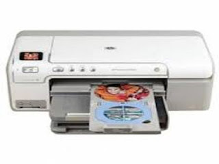Picture HP Photosmart D5368 Printer