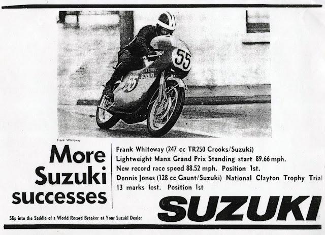 Lịch sử Suzuki Motor- thanh lịch trên phố, tiện lợi trong hẻm