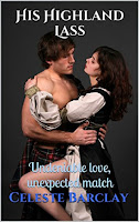 His Highland Lass Cover 1