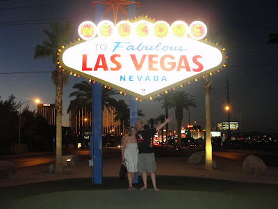 Placa Welcome to Fabulous Las Vegas.