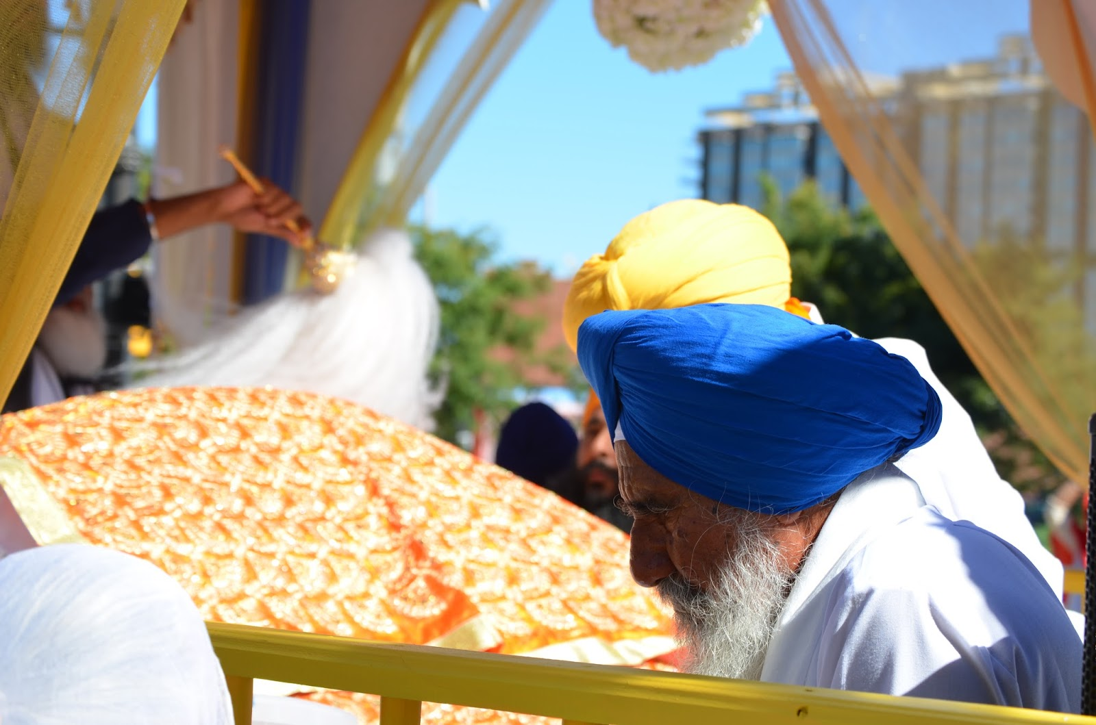 Proud to be American Sikhs, a message on Sikh Parade Day | sportswire