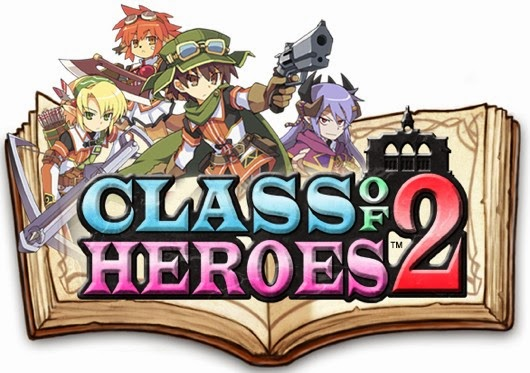 Class of Heroes 2 v2 for PSP + Emulator Android Download Paid