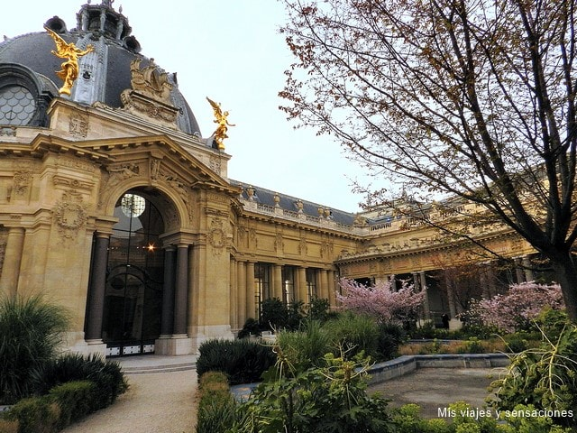 Museo Petit Palais, París