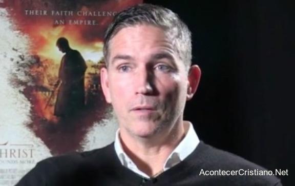 Jim Caviezel en películas cristianas