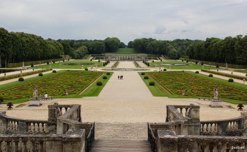 Château de Vaux le Vicomte Jardin