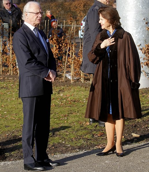 King Carl Gustaf, Queen Silvia, Crown Princess Victoria, Princess Estelle, Princess Leonore, Princess Sofia and Princess Madeleine at the Lund University. attended the 350th anniversary events of Lund University in Stockholm