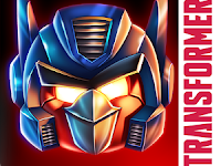 Angry Birds Transformers Apk 1.33.10 (Coins/God Mode/Unlock)