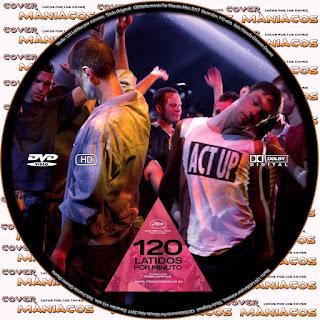 GALLETAcaratula120 pulsaciones por minuto - 120 battements par minute - 2017 - [COVER - DVD]