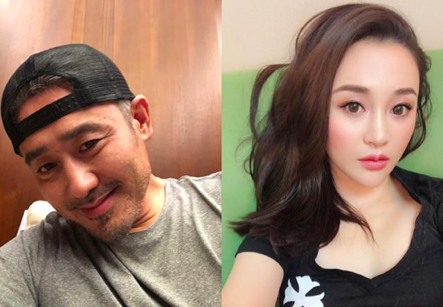 Wu Xiubo alleged mistress