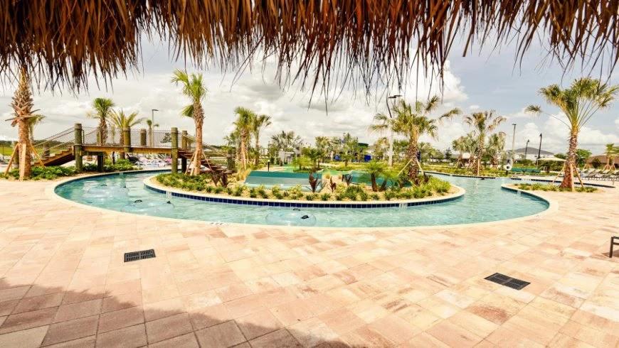 Piscina do Storey Lake Resort em Orlando
