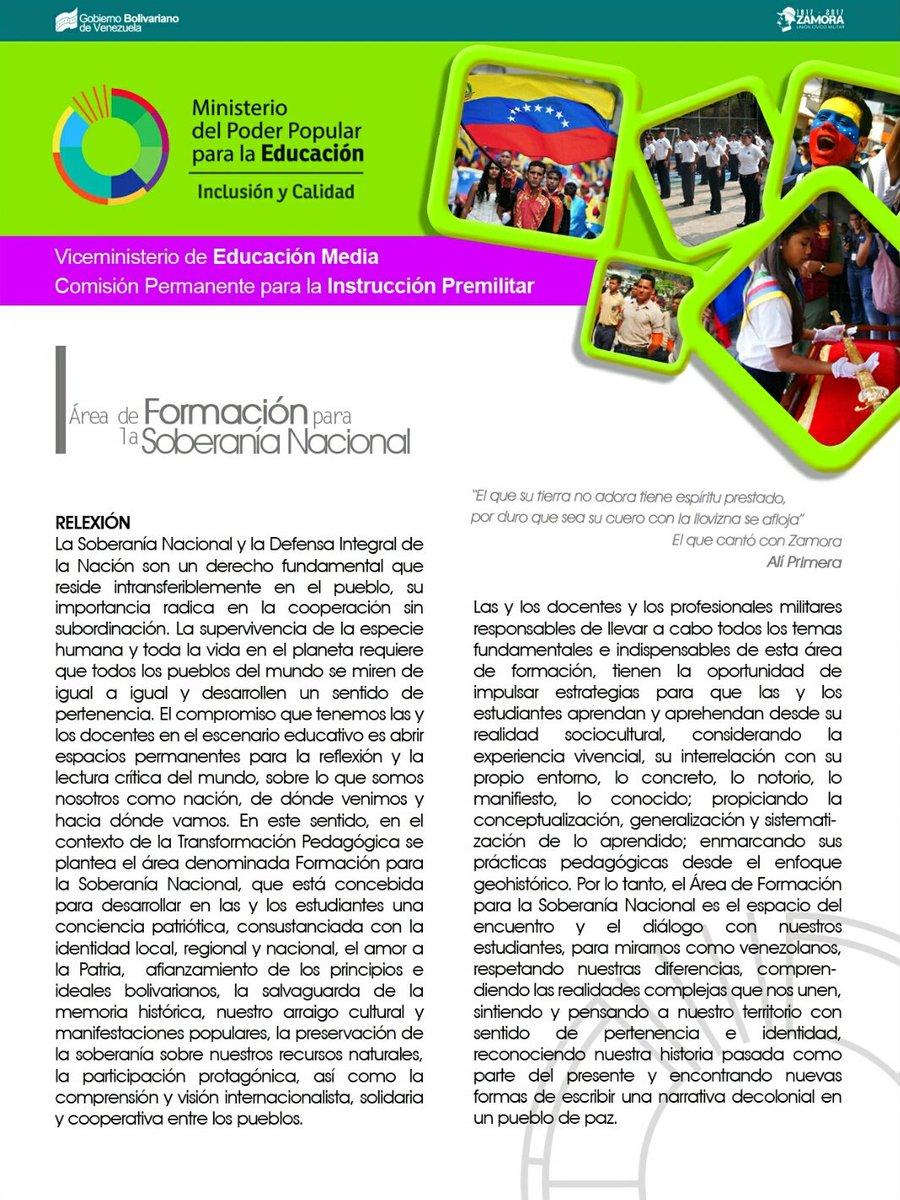 121 23 al 29 de junio 2012 | Memoria Educativa Venezolana, paso a paso
