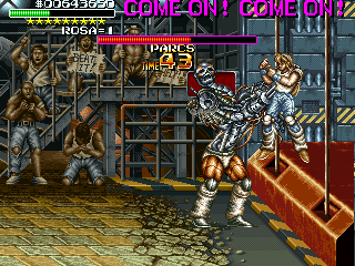 Undercover Cops+arcade+game+portable+retro+beat'em up+download free