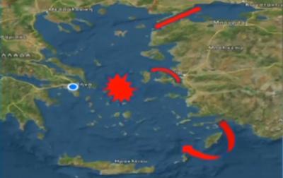 Αυτές τις δυο περιοχές θα «ΧΤΥΠΗΣΟΥΝ» οι Τούρκοι! «Εκεί είναι τα λεφτά και…» (ΒΙΝΤΕΟ)