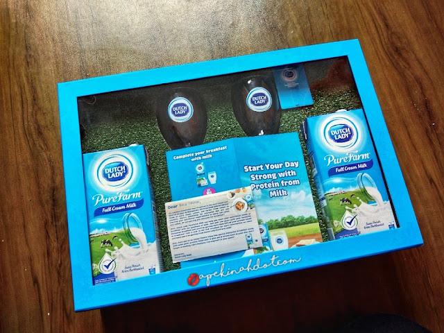 Dutch Lady Breakfast Challenge | Permulaan Hari yang Kuat Bermula dengan Susu Dutch Lady Pure Farm
