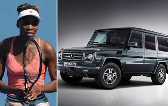 MEC&F Expert Engineers : Venus Williams was at fault in a