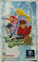Tales Of Symphonia - Manual portada