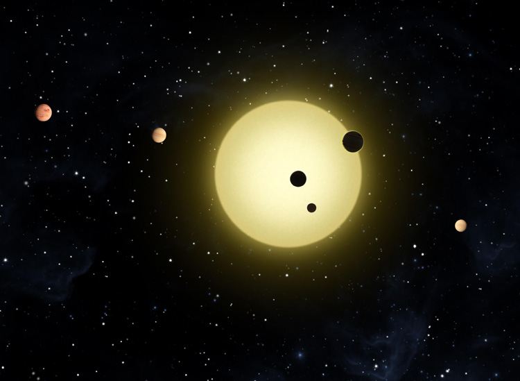 Back Alley Astronomy: Thousands and Thousands of Planets