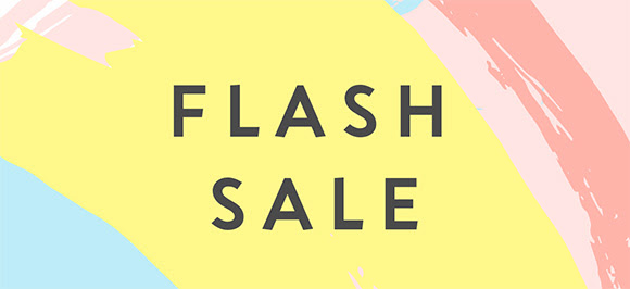 50% cratejoy flash sale