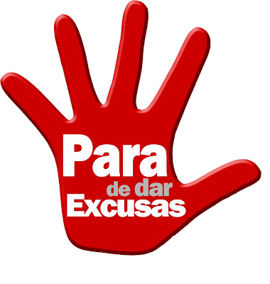 Resultado de imagen para excusas y mas excusas
