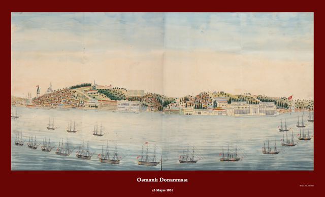 29 Pictures From Ottoman Navy