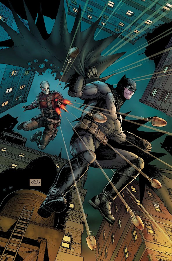 batman vs deadshot comics