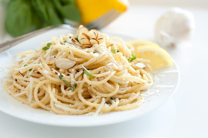 Browned Butter Lemon Pasta - A 15 Minute Meal