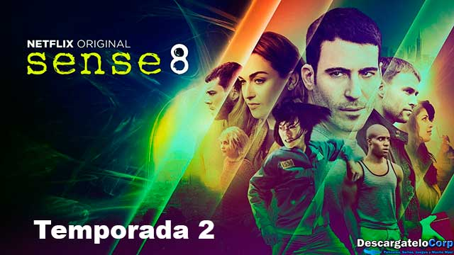 Sense8 Temporada 2 HD Completa Latino