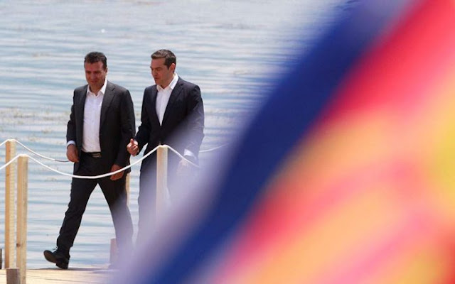 Οι «Συμφωνίες» στα Βαλκάνια δεν είναι… παίξε γέλασε!