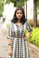 Swathi Reddy Looks super cute at London Babulu theatrical trailer launch ~  Exclusive 064.JPG