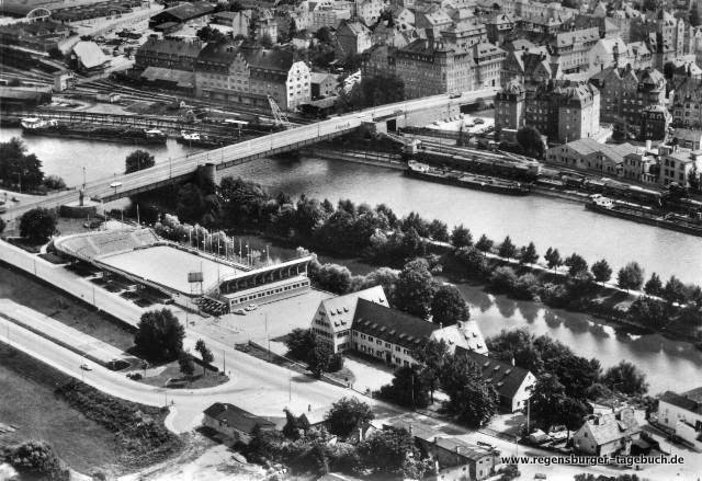 Regensburg Altes Eisstadion
