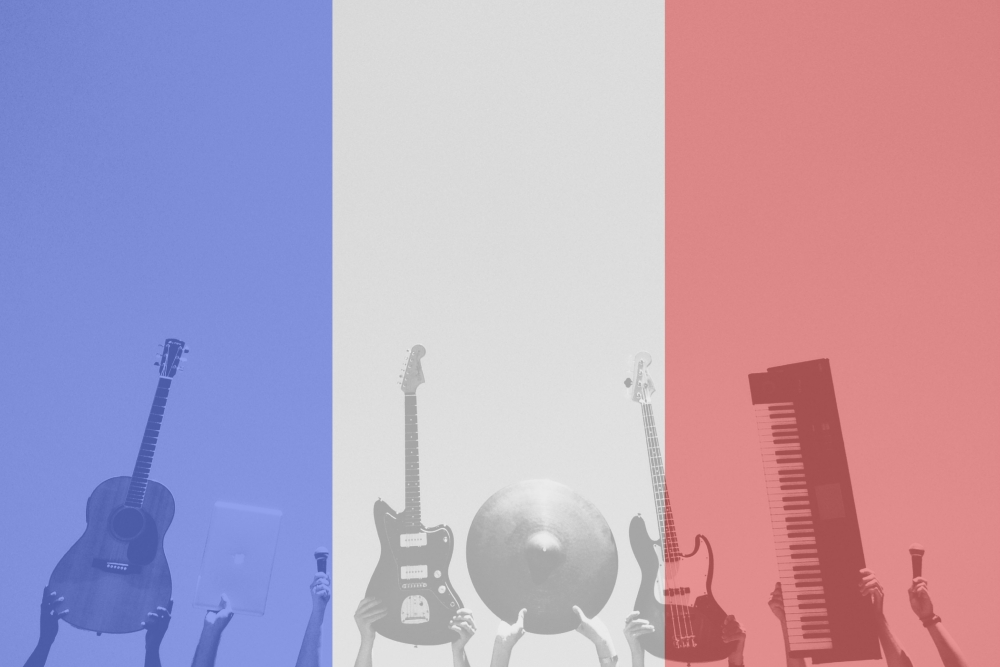 KONKURS z piosenką francuską