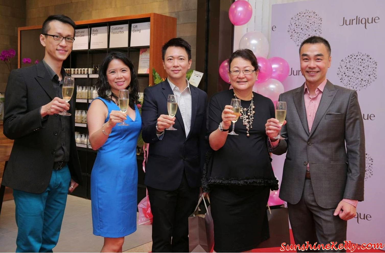 Jurlique Concept Store in Malaysia, Beauty Hall, Pavilion KL, jurlique 8th concept store opening ceremony