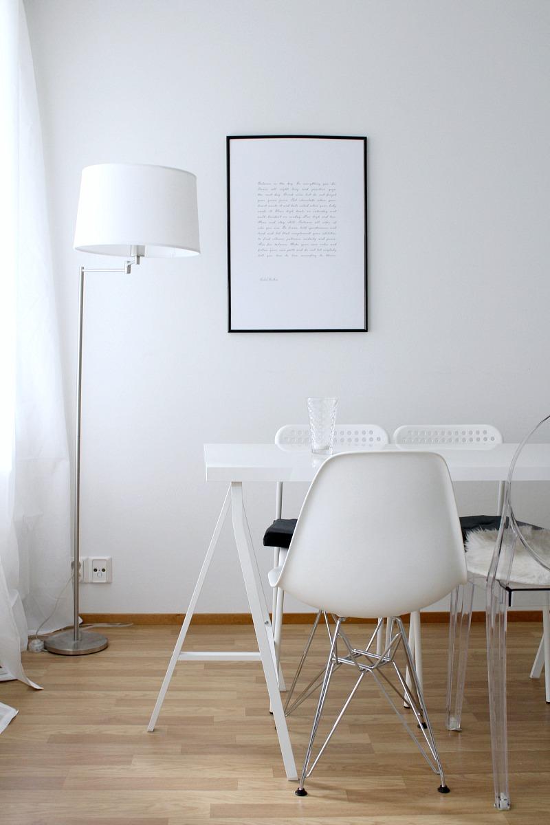 ikea hack pöytä