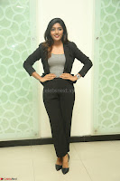Actress Eesha Looks gorgeous in Blazer and T Shirt at Ami Tumi success meet ~  Exclusive 194.JPG