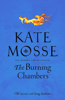 France et Moi interview Kate Mosse French Village Diaries The Burning Chambers